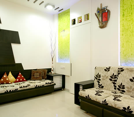 cluster one creative solutions pvt ltd - Interior Design For 2bhk Flat